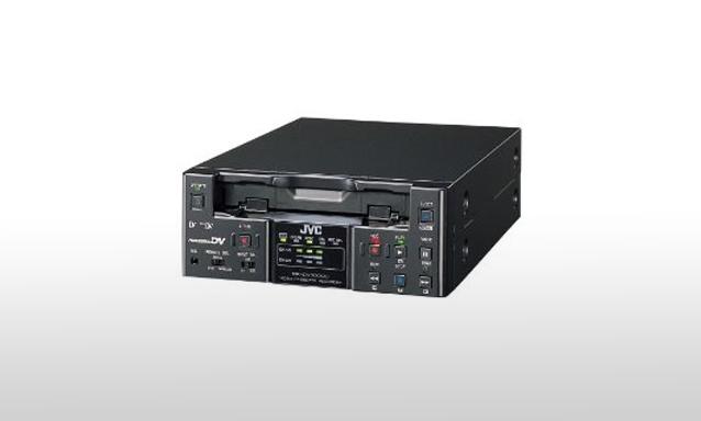 JVC Mini DV Player
